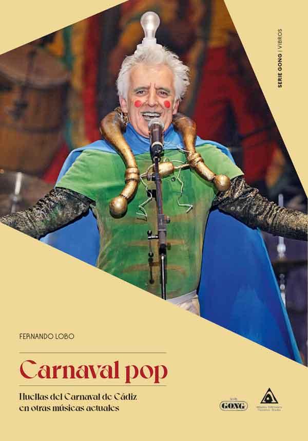 Carnaval pop, una obra de Fernando Lobo. SERIE GONG