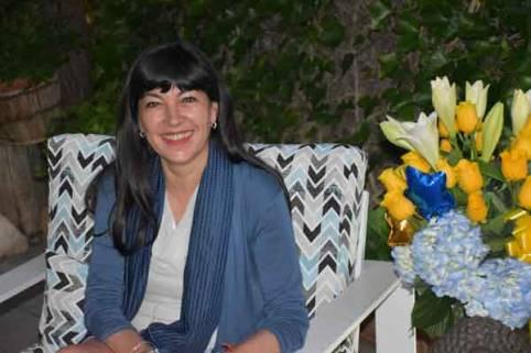 Mª Teresa Montero Pujante, autora de Ediciones Atlantis