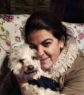 Virginia Pérez, autora de Ediciones Atlantis
