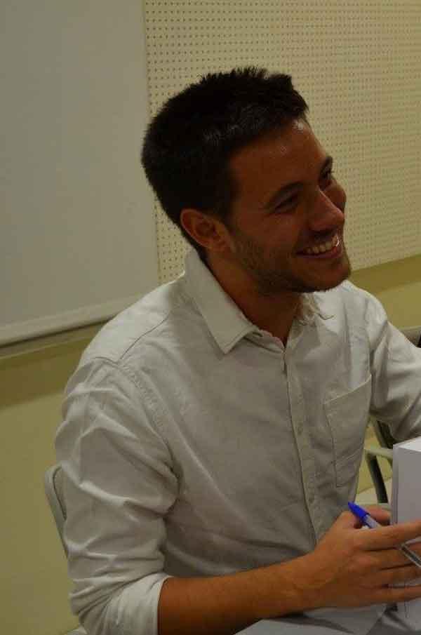 David D. Rocha, autor de Ediciones Atlantis