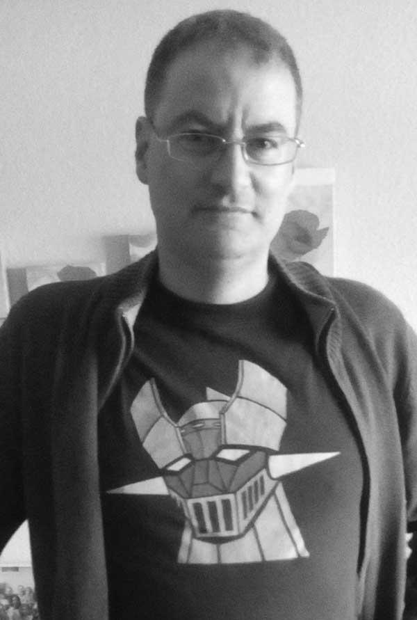 Adolfo Iglesias, autor de 'La casa inaudita'