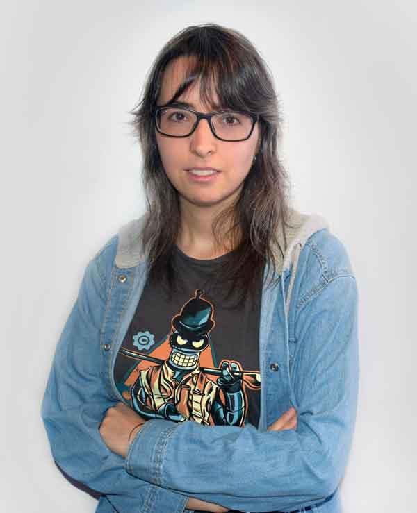 Alba Bengoechea Aboitiz, autora de Ediciones Atlantis