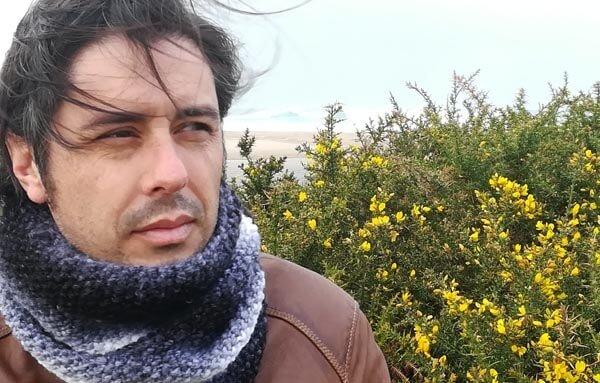 Alberte Momán, autor de Lapamán