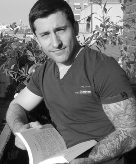 Alberto Rodríguez, escritor de Ediciones Atlantis.