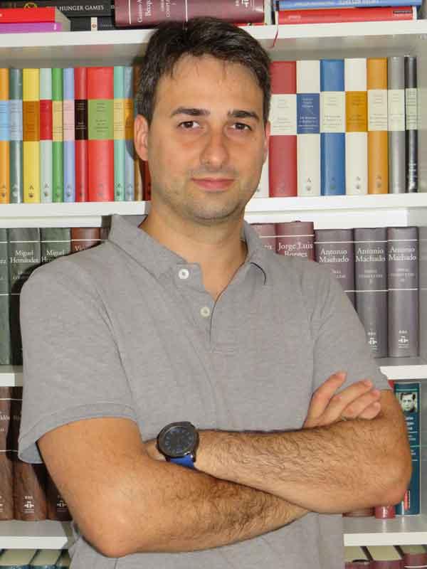 Alberto de Lucas Vicente, autor de Ediciones Atlantis