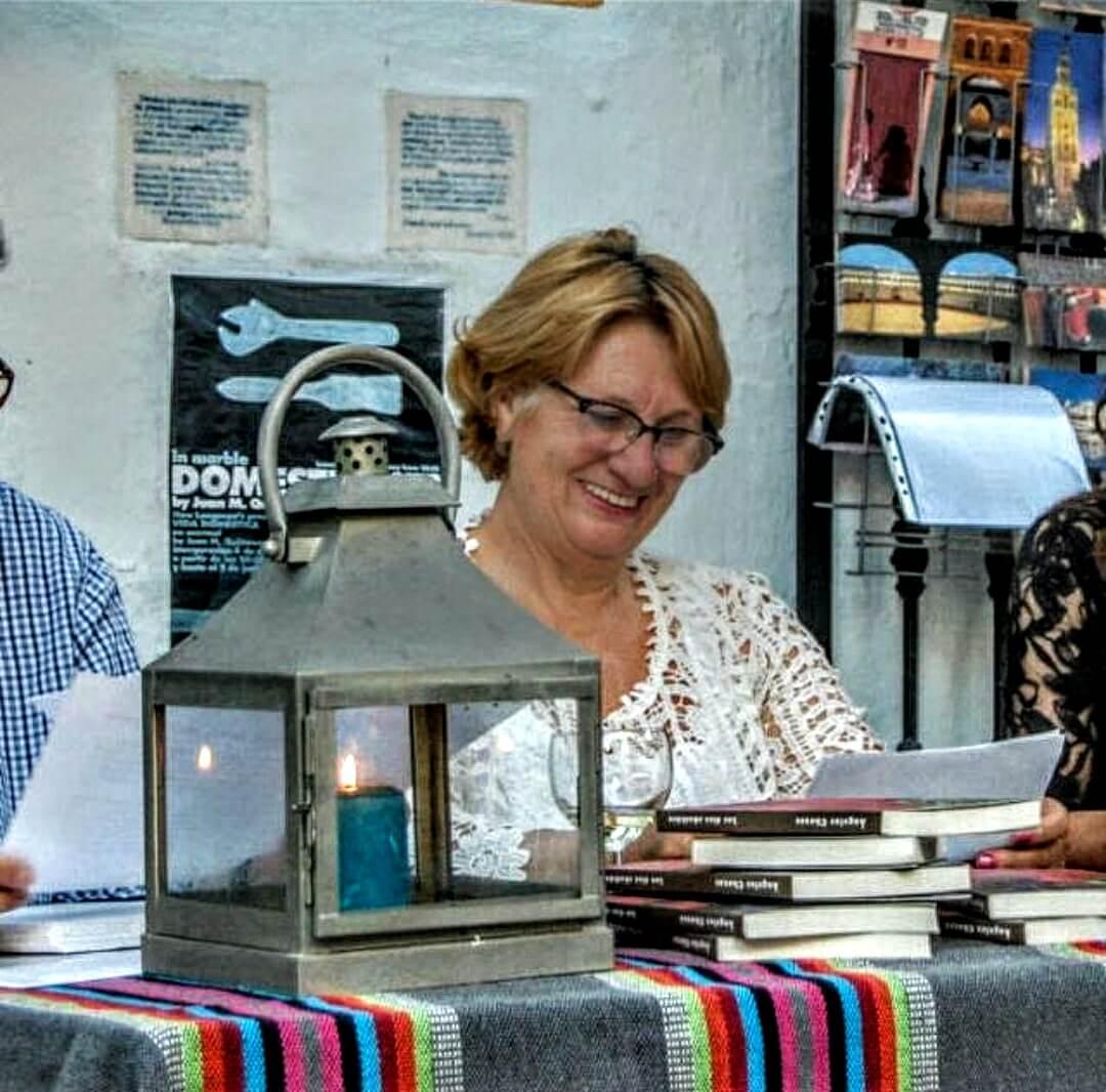 Angeles Chozas, autora de Ediciones Atlantis