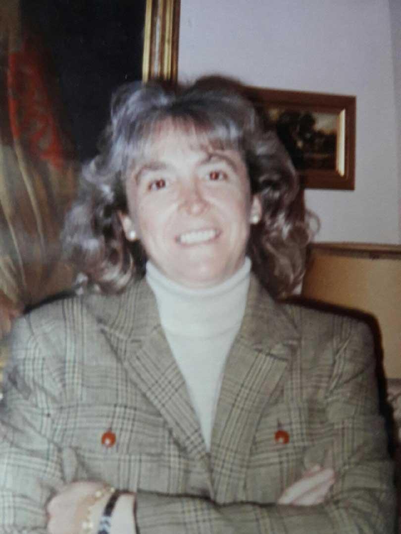 Aurelia María Romero Coloma, autora de Ediciones Atlantis.