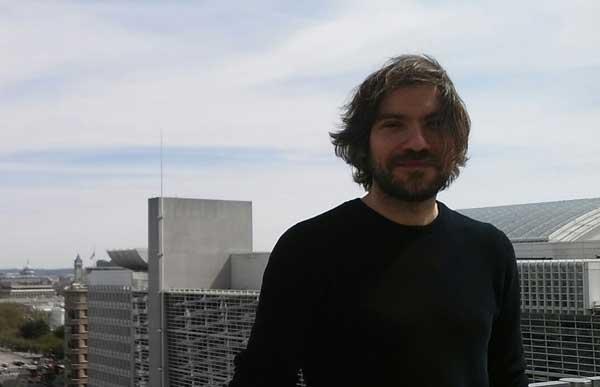 José Carlos Turrado de la Fuente,, autor de Ediciones Atlantis