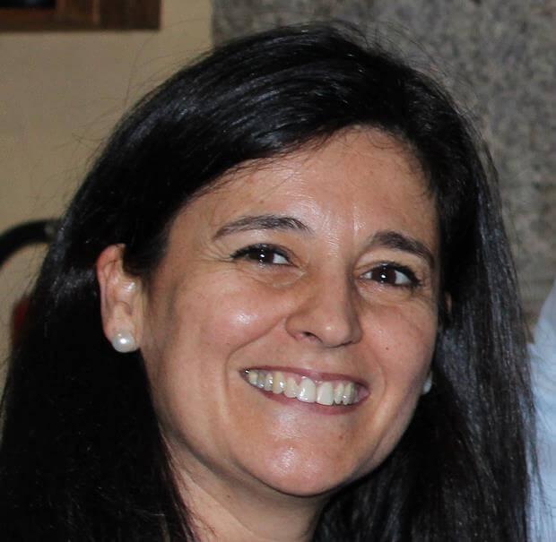 Auxi Barrios, autora de 'El ladrón de miradas'