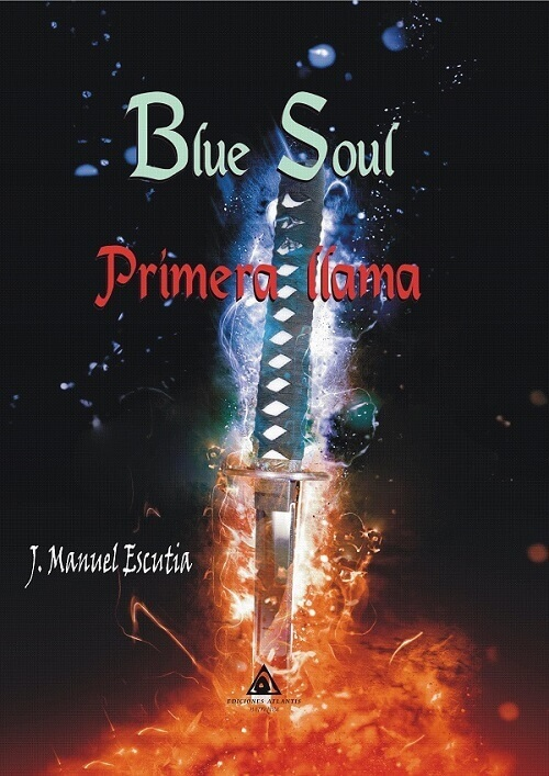 'Blue Soul. Primera llama', J.Manuel Escutia.