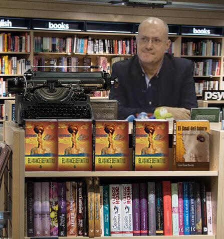 César Fuster Barceló, autor de El final del futuro
