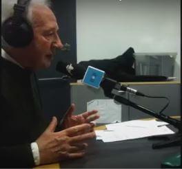 Carlos Cué, periodista en Radio Inter