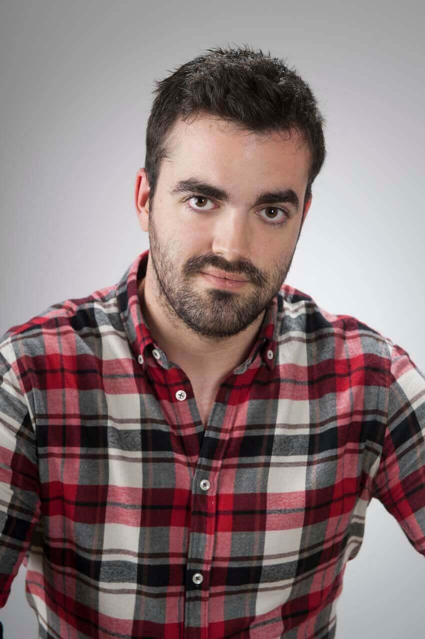 Carlos Gomez Guerrero autor de El legado de Ferum
