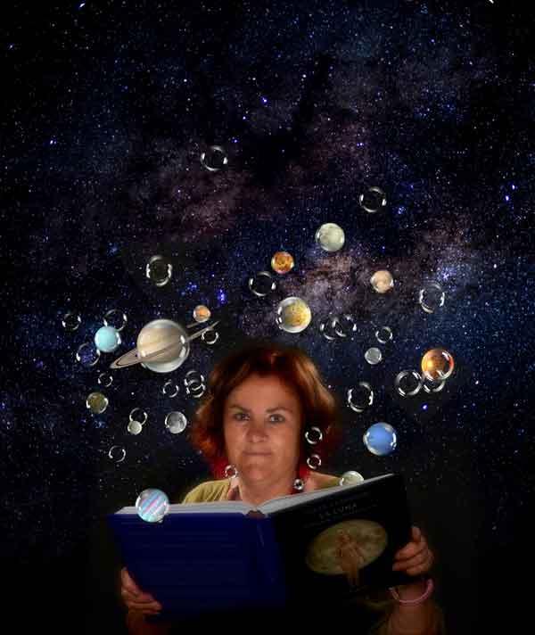 Carmina Vilaseca Anglada, autora de Ediciones Atlantis