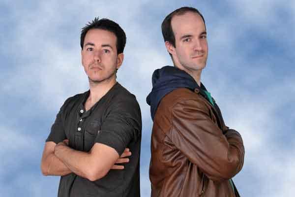Cesar David Saucedo Muñoz & David Yuste Girón, autores de Ediciones Atlantis