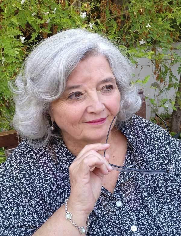 Concepción López Adamuz, autora de Ediciones Atlantis.