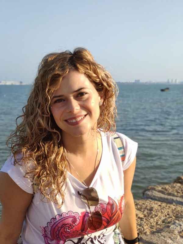 Cristina de la Oliva Mera Pérez, autora de Ediciones Atlantis