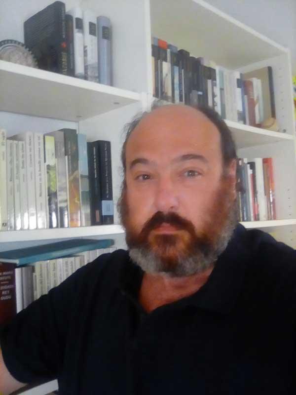 David Rubio Ávila, autor de El cielo con ventanas