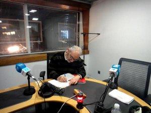 El autor de Nadie salió a despedirme, Emilio Díaz Casero en Radio Inter