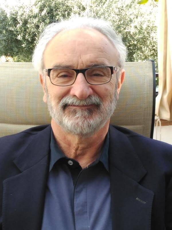 Emilio Díaz Casero, autor de Nadie salió a despedirme