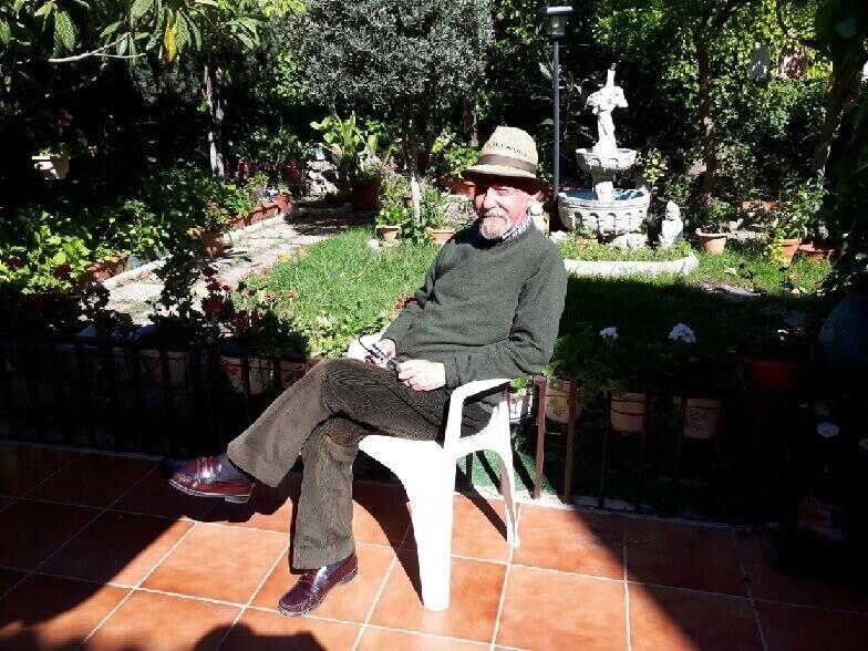 Eusebio Pozo, autor de Relatos y ensayos de la vida cotidiana.