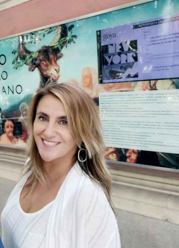 Eva Fernández Mayoralas, autora de Ediciones Atlantis