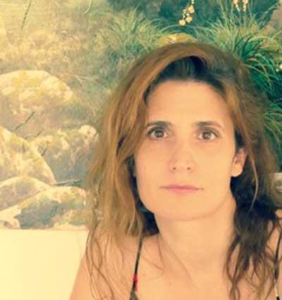 Eva Olarra Díez, autora de El Diablo