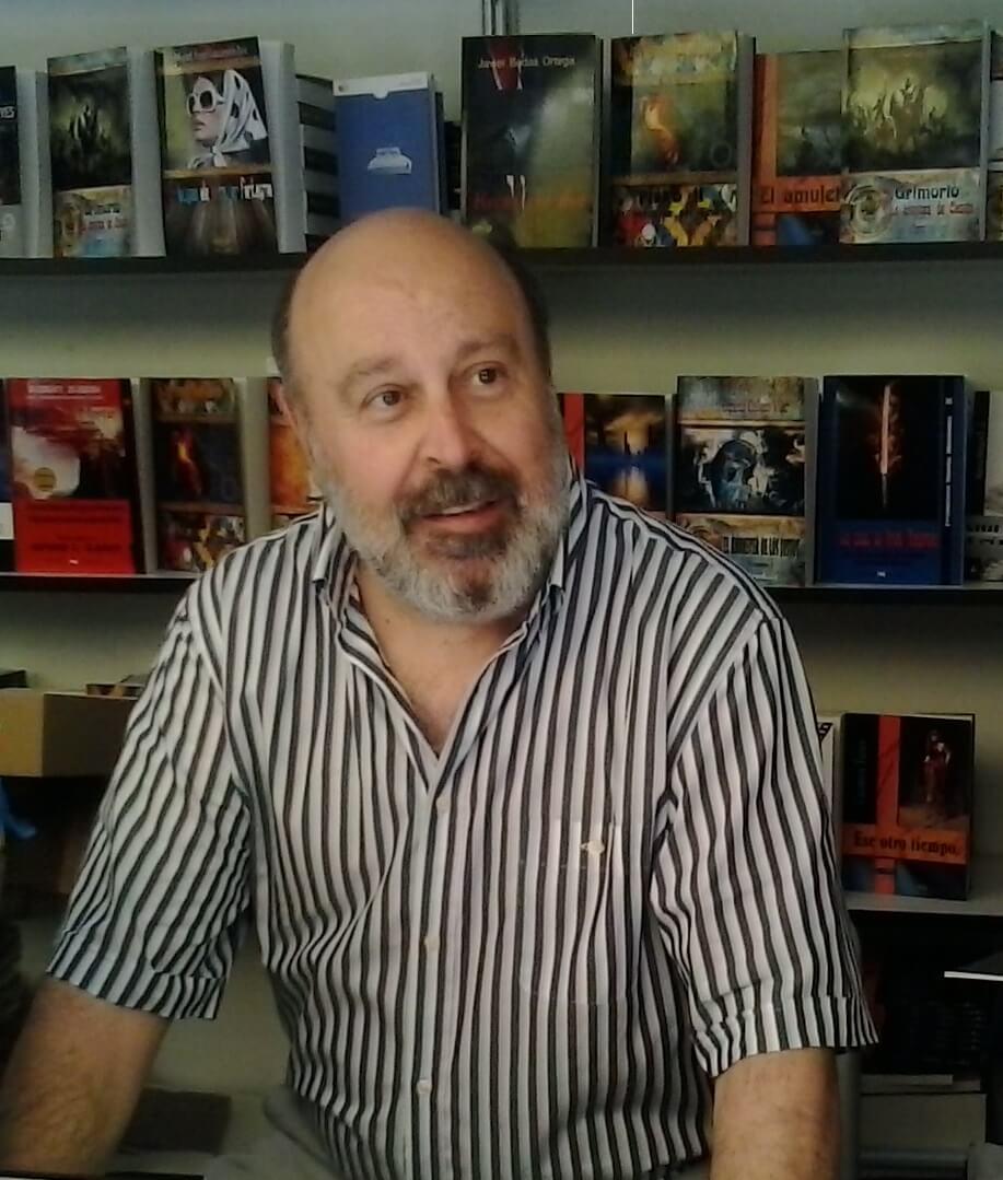 Juan Sánchez Vallejo, autor de Ediciones Atlantis