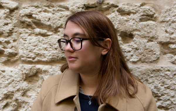 Fátima Villegas, autora de Ediciones Atlantis