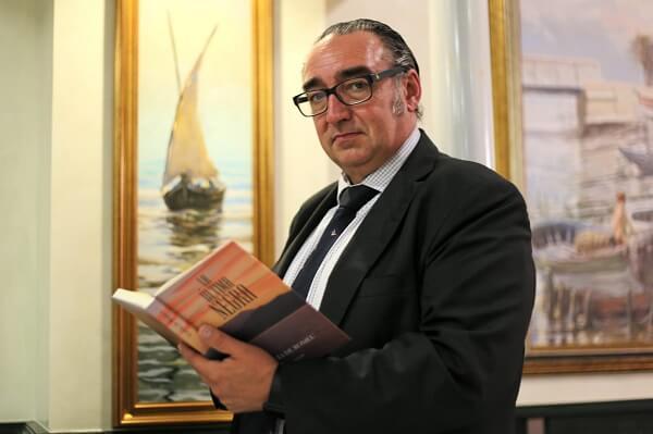 García Romeu, autor de Ediciones Atlantis