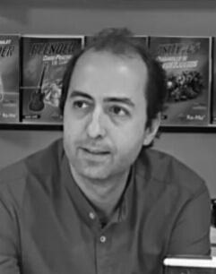 Gerardo Centeno, autor de Ediciones Atlantis