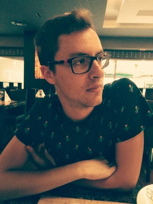Isaac Ulloa López, autor de 'El billete de la vida'