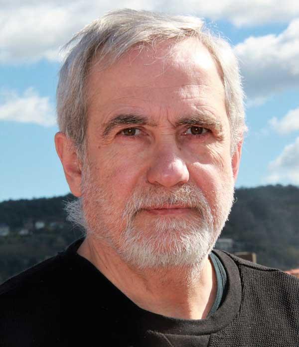 Isidoro Fernández, autor de Ediciones Atlantis