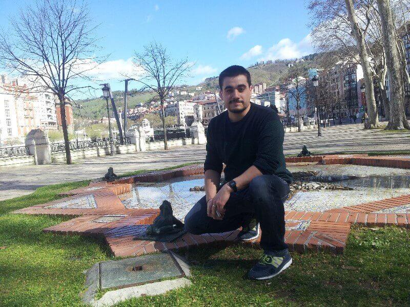 Iván Barrientos, autor de Irine: Por fin la oscuridad tiene algo que temer