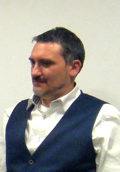 J. D. Álvarez, editor de Ediciones Atlantis