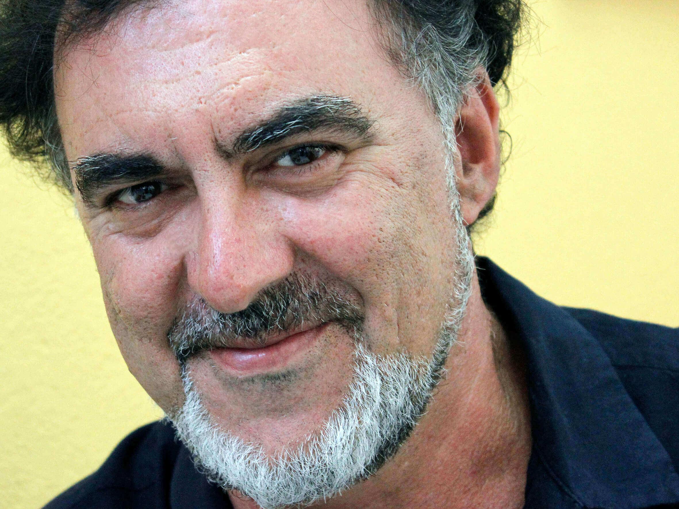 Gallardoski, autor del libro de relatos 'Rara Avis
