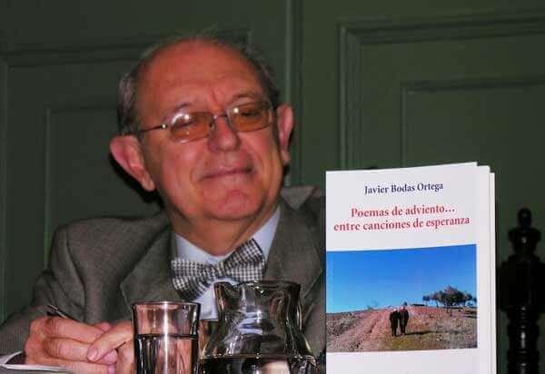 Javier Bodas,autor de 'Victoria también era esto'