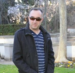 Javier Cuenca Velarde, autor de Ediciones Atlantis
