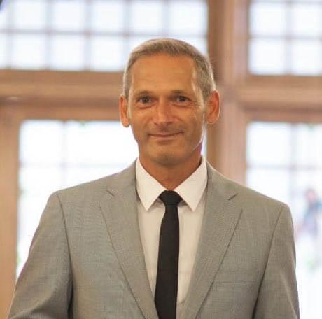 Javier Santos Blanco, autor de Hijos de los hombres.