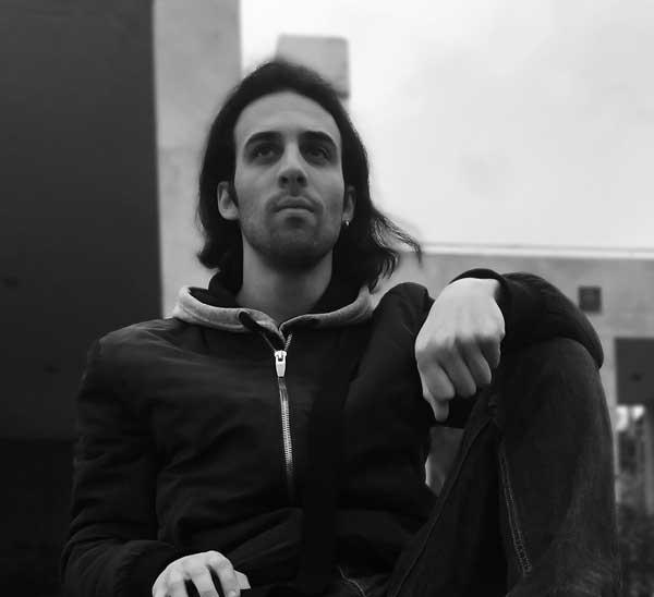 Jordi Trenzano Barbisa, autor de 'Alementum. El despertar del maná'