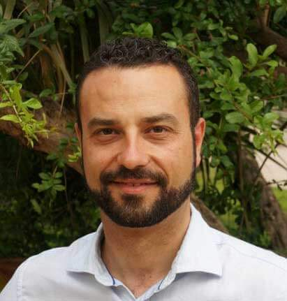 Jorge Laso, autor de Guerreros Hasei. El castigo
