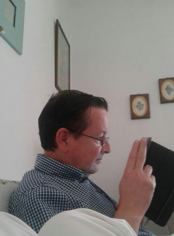 José Antonio Ventoso Díaz, autor de Ediciones Atlantis