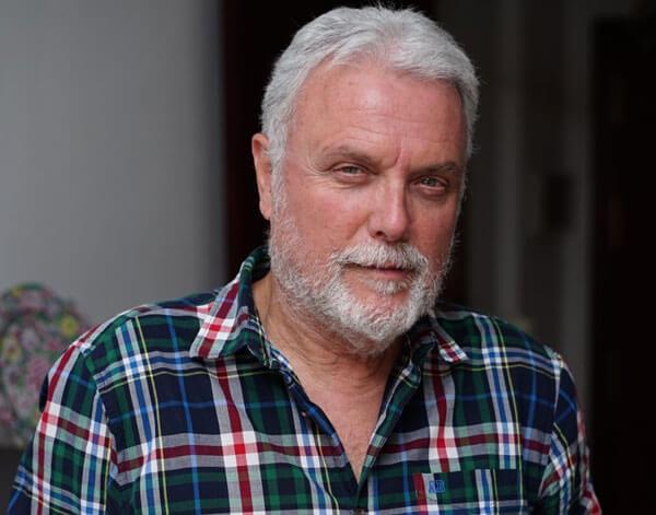 José Batista Richarte, autor de Ediciones Atlantis.