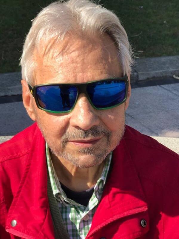 José Herrero, autor de El último capitán