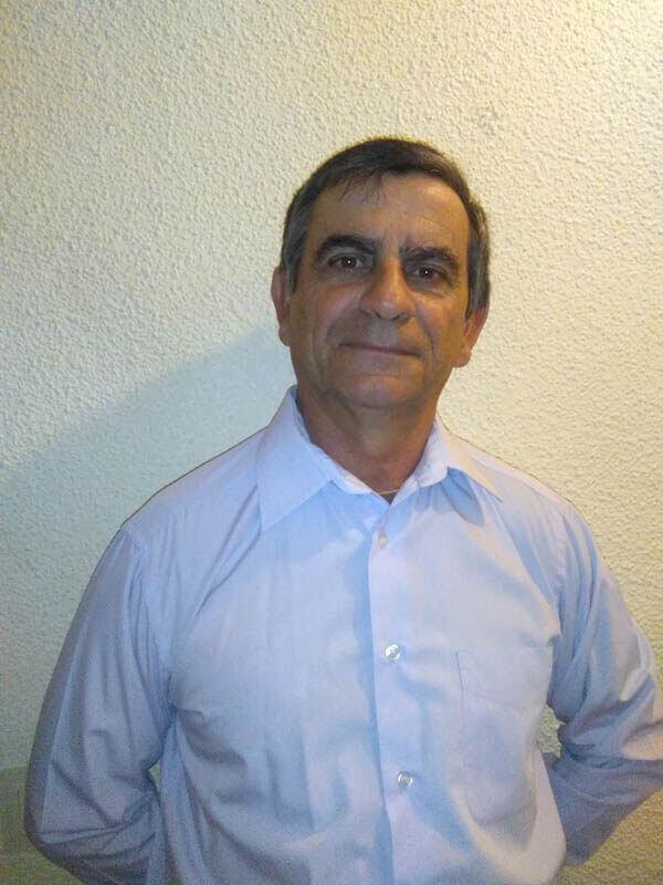 José Primo Quesada, autor de La colina azul