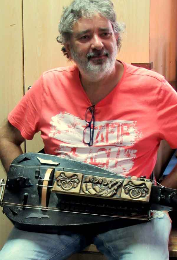Juan Miguel Antoranz del Val, autor de Ediciones Atlantis