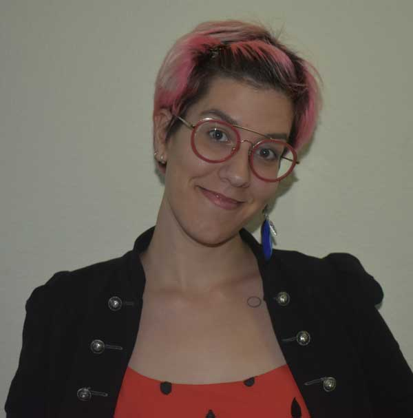 Judit López Font, autora de Ediciones Atlantis