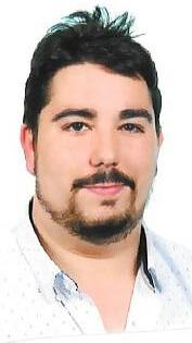 Julián Moraleda, autor de 'Luz y sombras I