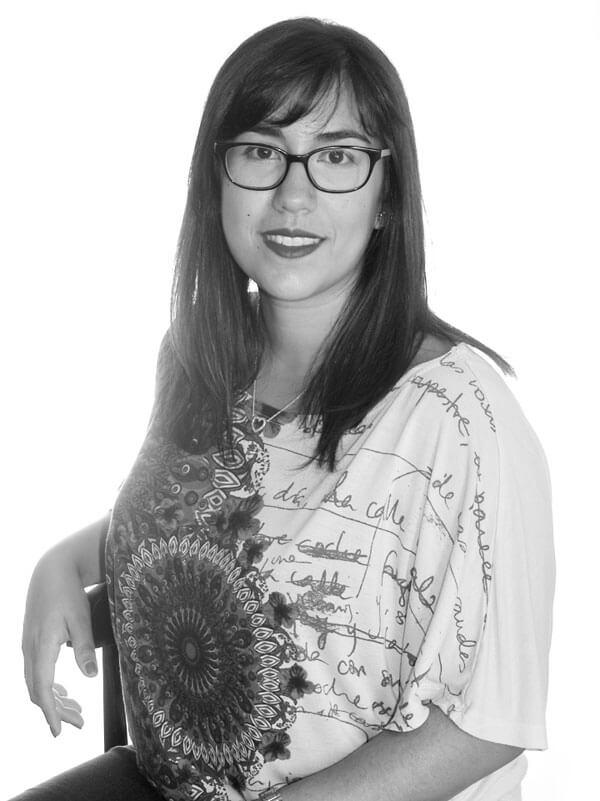 Lidia Páez, autora de Ediciones Atlantis