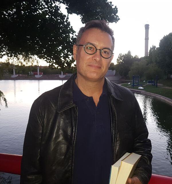 Luis Miguel Prieto Fonseca,autor de Ediciones Atlantis